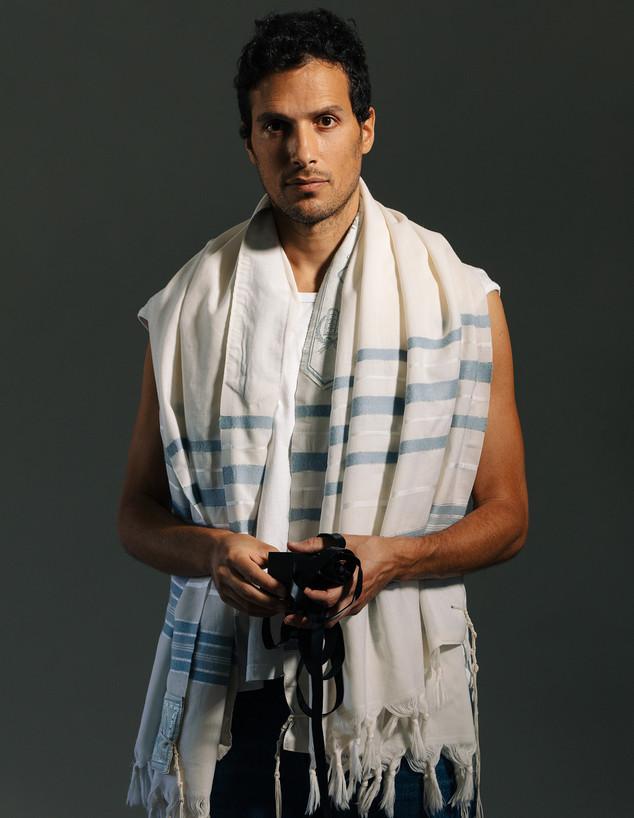 אלון לוי (צילום: רן יחזקאל)