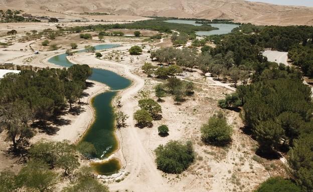 באמצע המדבר: מתחם נופש חדש יקום בקרוב