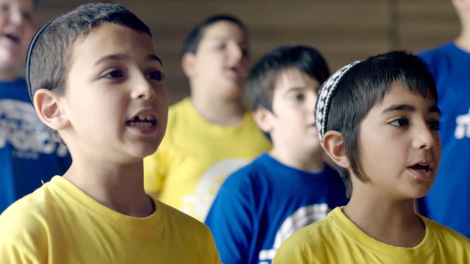 בשבת: בית ספר למוסיקה חוזרת (צילום: מתוך: בית ספר למוסיקה, קשת 12)