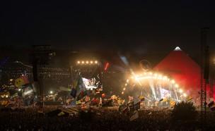 פסטיבל גלסטונברי (צילום: GettyImages - Oli Scarff)