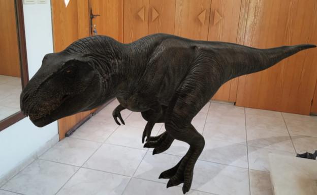 דינוזאור (צילום: נאוה מרקו)