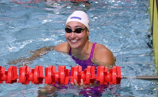 אנדראה מורז (צילום: איגוד השחייה)