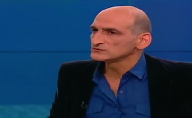 יהודה נוריאל (צילום: חדשות 12)