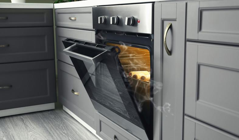 תנור מטבח (צילום: shutterstock / Pixel-Shot)