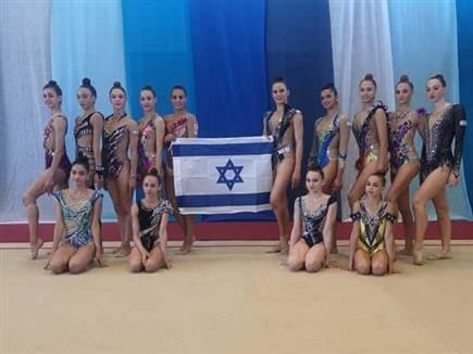 (צילום באדיבות איגוד ההתעמלות בישראל) (צילום: ספורט 5)