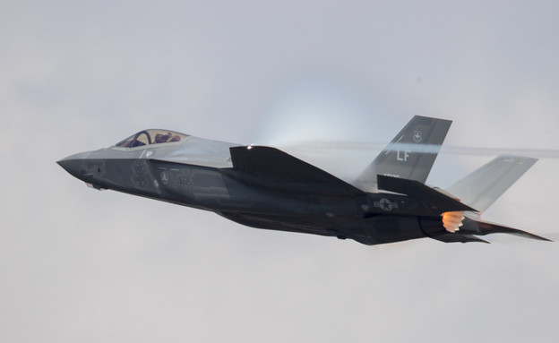 F-35 חמקן (צילום: Matt Cardy/Getty Images)