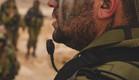 """חייל צה''ל וזקן (צילום: דובר צה""""ל )"""