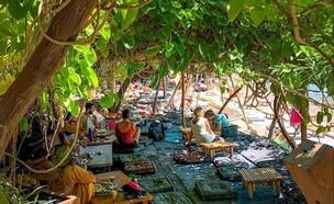 החוף של מוש (צילום: אינסטגרם)