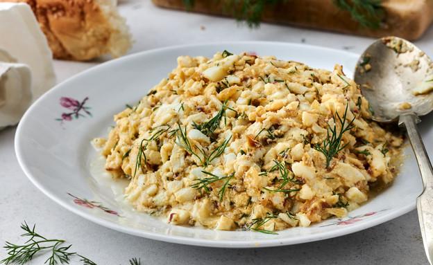 המתכון הכי טוב שלי: סלט ביצים (צילום: אמיר מנחם, אוכל טוב)