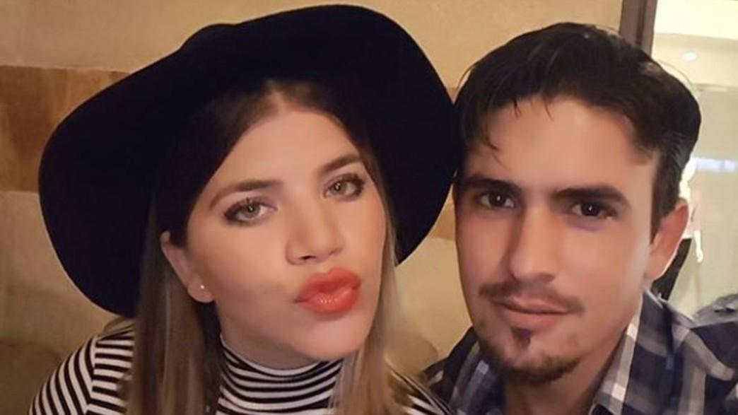 ג'קי אזולאי ובן זוגה (צילום: instagram)