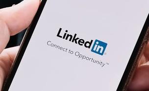 אפליקציית linkedin (צילום: shutterstock)