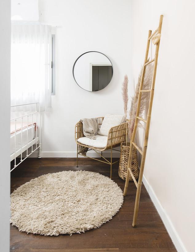 חדר ילדים, עיצוב מור אלחרר, ג (צילום: דנה סטמפלר עשהאל)