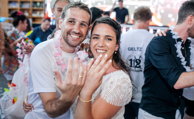 חתונה ירדן וניר (צילום: תומר מונטיליה ואורן וזה)