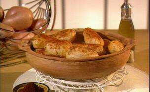 תפוחי אדמה בתנור ב3 מרכיבים25362 (תמונת AVI: מצעד האוכל הישראלי)