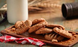 עוגיות חמאת בוטנים (צילום: בני גם זו לטובה, אוכל טוב)