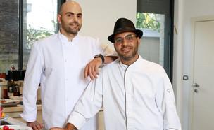 ליאור ואבי, המטבח המנצח (צילום: עופר חן)