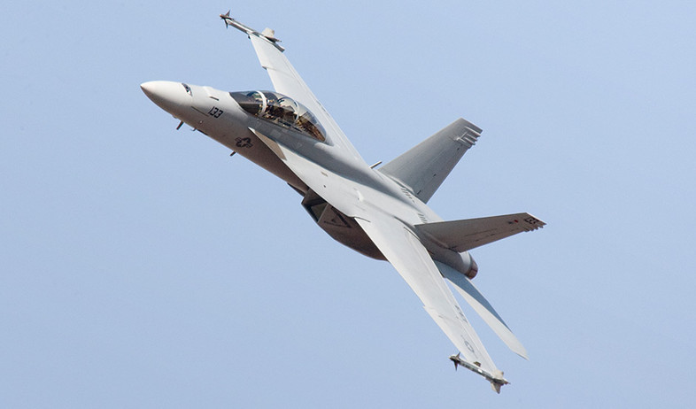 F/A-18 (צילום: Boeing)