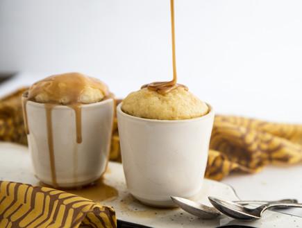 עוגת מייפל במיקרו (צילום: שרית נובק - מיס פטל, אוכל טוב)