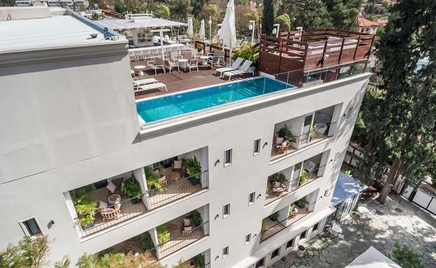 מלון ליר סנס (צילום: סימפלקס 360)