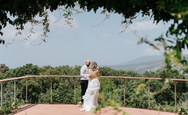 חתונה נגה ותום (צילום: צחי שמש)