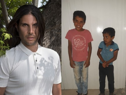 פרשת רוי בוי: אב הילדים הגיש נגדו תלונה במשטרה