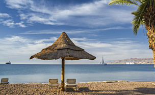 אילת חוף  (צילום: Sergei25 | shutterstock)