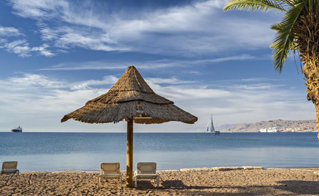 אילת חוף  (צילום:  none, shutterstock)