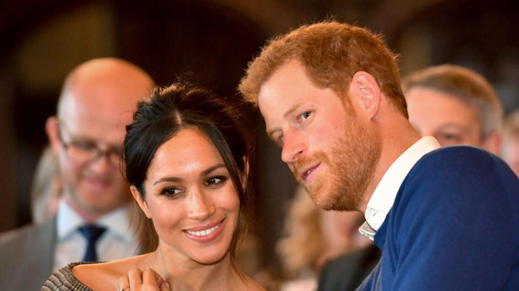 מייגן מרקל והנסיך הארי (צילום: WPA Pool / Pool/Getty Images)