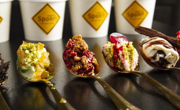 גלידות בבליקמח  (צילום: גל קלדרון , יחסי ציבור)