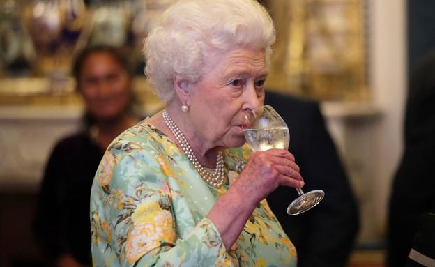 המלכה אליזבת (צילום: GettyImages-WPA Pool / Pool)