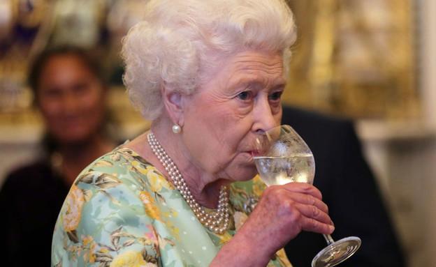 המלכה אליזבת' - Yui Mok - WPA Pool (צילום: GettyImages)