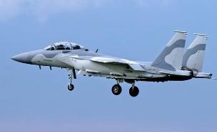 מטוס הקרב (צילום: chasekohleraviation, מתוך instagram)