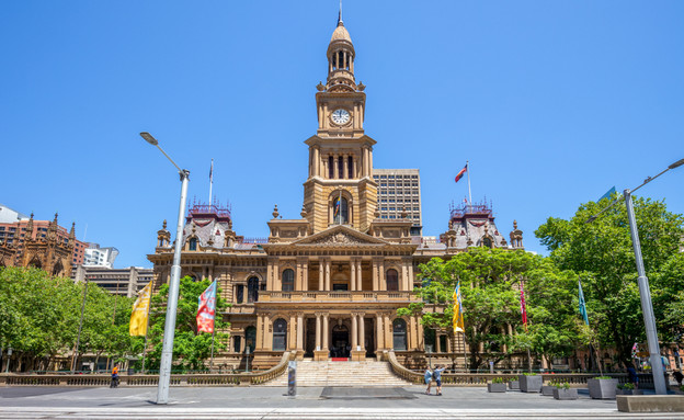 בית העירייה (צילום: Richie Chan)