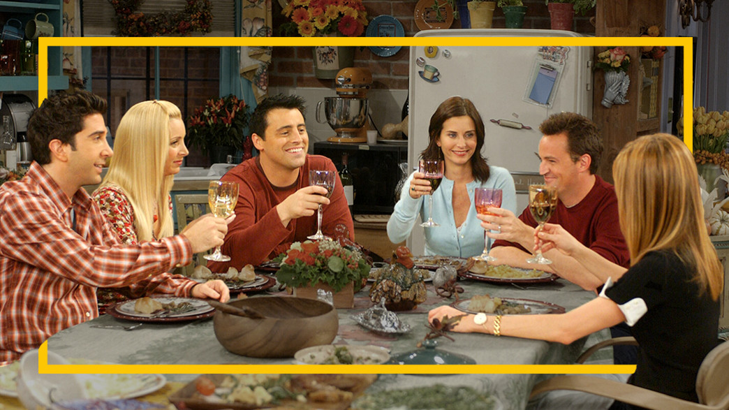 """הטעויות של """"חברים"""" (צילום: Warner Bros. Television Distribution, עיבוד: סטודיו mako)"""