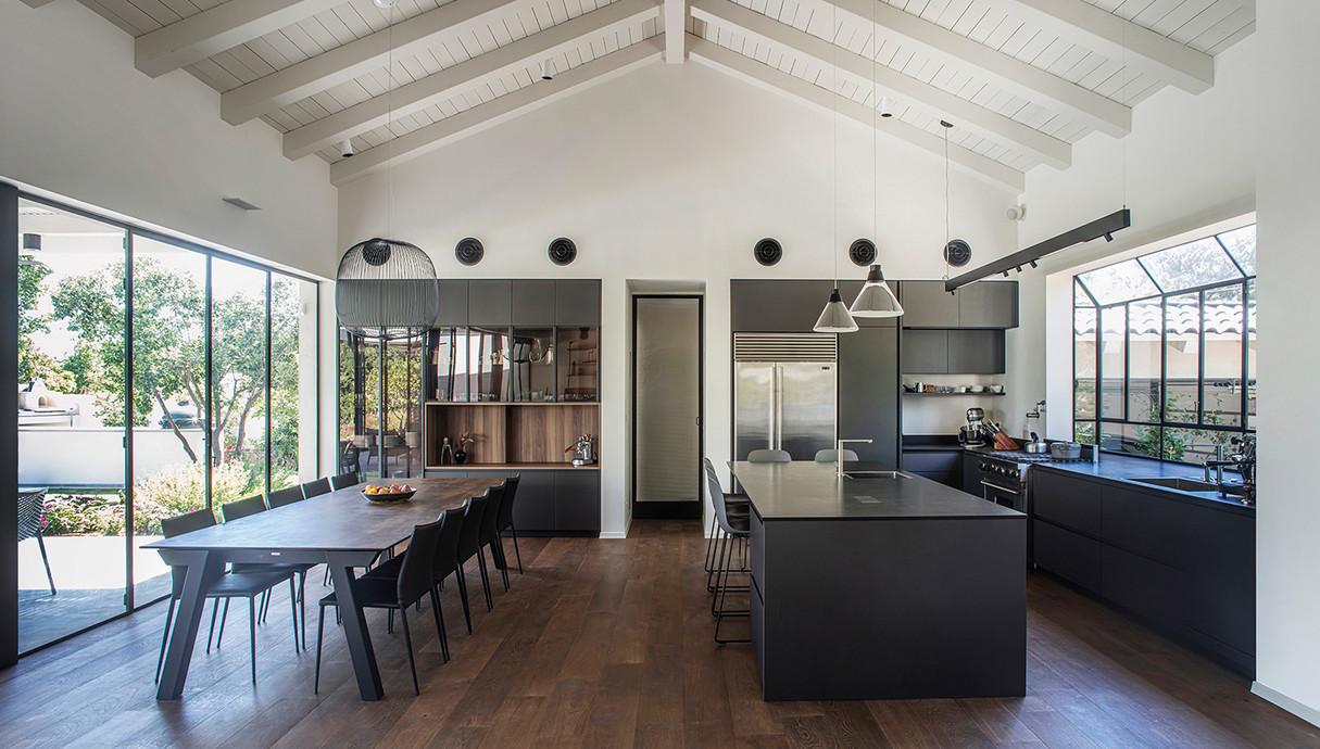 בית בשרון, עיצוב גילי זילברברג - 12