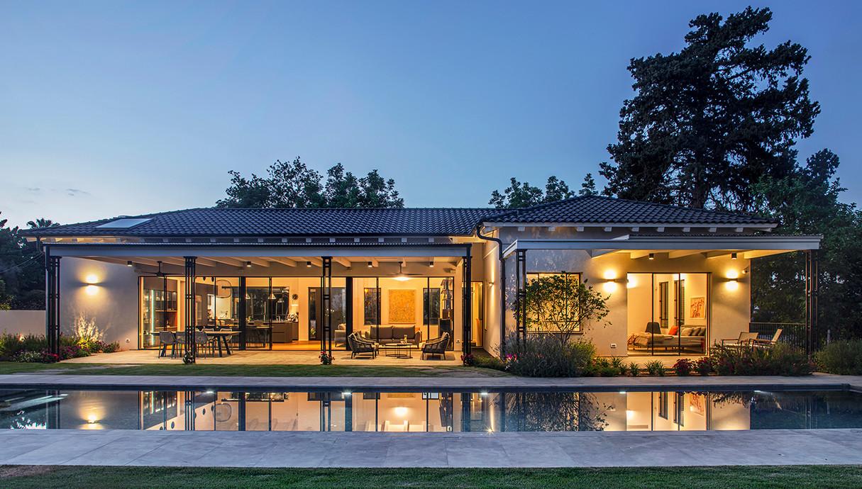 בית בשרון, עיצוב גילי זילברברג - 46