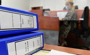 דיון על התנהלות משפט נתניהו (צילום: ראובן קסטרו, החדשות 12)