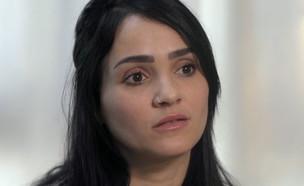 """הסוהרת מנווה תרצה שהתאהבה באסירה שלה (צילום: מתוך """"בגובה העיניים"""", קשת 12)"""
