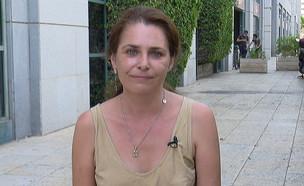 אנה סטפן (צילום: החדשות 12)