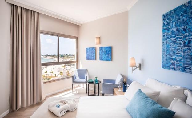 מלון חוף התמרים (צילום: נאור כודרג'י)