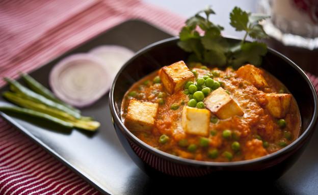 תבשיל הודי (צילום: Anukriti Goswami, shutterstock)