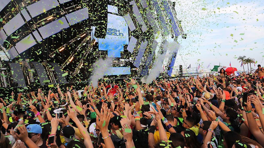 פסטיבל אולטרה מיאמי (צילום: Aron Davidson - GettyImages)