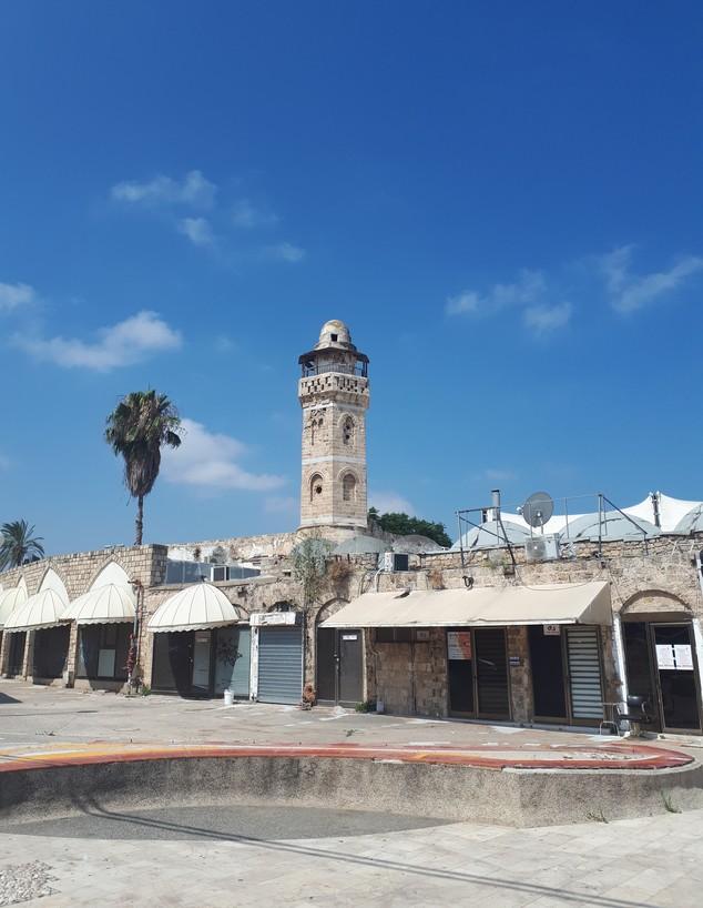 שוק מגדל (צילום: עקיבא שפיגלמן)
