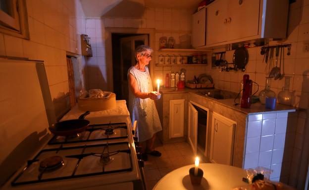 הפסקות חשמל בלבנון (צילום: רויטרס)