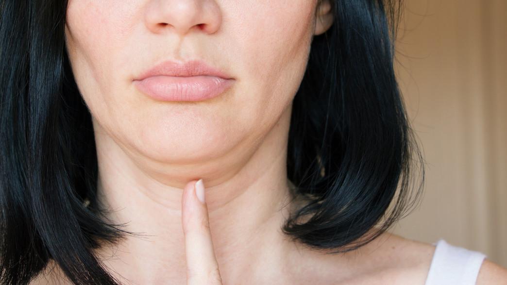 סנטר כפול (צילום:  Geinz Angelina, Shutterstock)