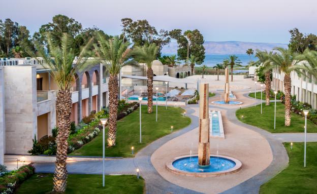 מלון מגדלה (צילום: מרכז תיירות מגדלה)