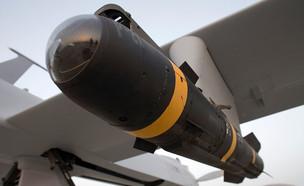 הטיל (צילום: David Bathgate/Corbis, GettyImages)