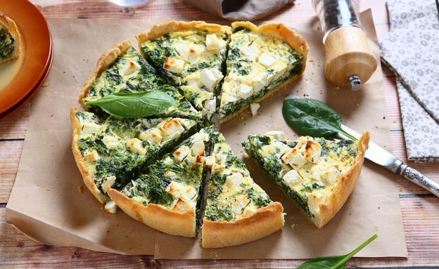 פשטידת ירקות (צילום: vegetable_pie, shutterstock)