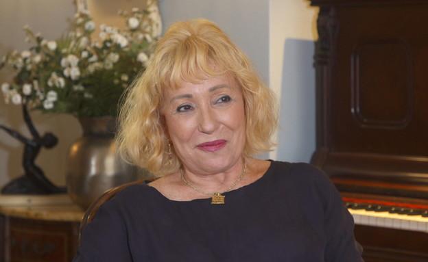 הזמרת ריקי גל -נערת רוק בת 70 (צילום: N12)