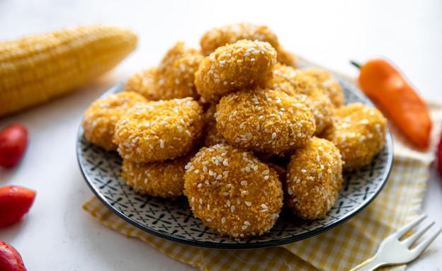 נגיסי תירס  (צילום: שרית נובק - מיס פטל, אוכל טוב)